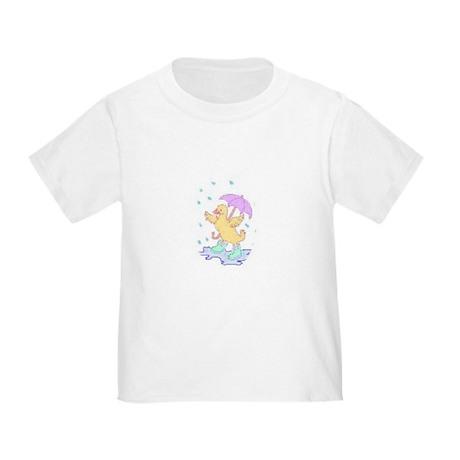 """Springtime Splash"" Toddler T"