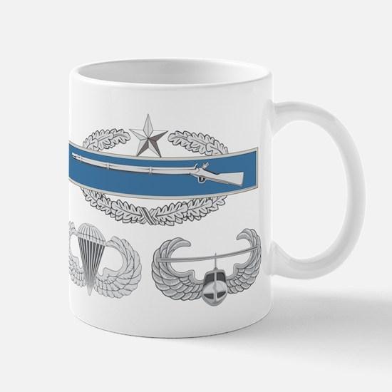 CIB 2nd Airborne Air Assault Mug