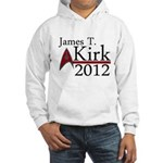 James Kirk 2012 Hooded Sweatshirt
