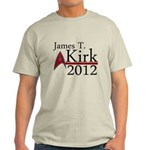 James Kirk 2012 Light T-Shirt