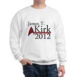 James Kirk 2012 Sweatshirt