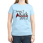 James Kirk 2012 Women's Light T-Shirt