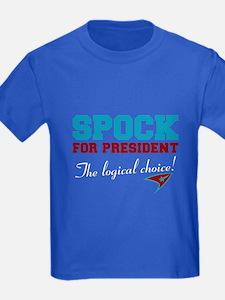 Spock for President T