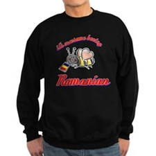 Awesome Being Romanian Sweatshirt