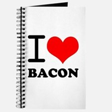 I Love Bacon Journal
