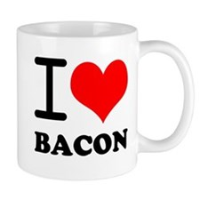 I Love Bacon Mug