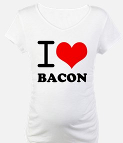 I Love Bacon Shirt
