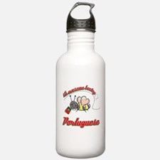 Awesome Being Portuguese Water Bottle