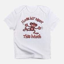 I love my Daddy Infant T-Shirt