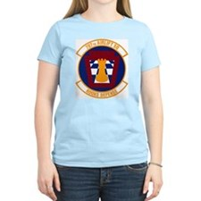 707th Airlift Squadron Women's Pink T-Shirt