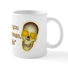 Bob the Skull Mug