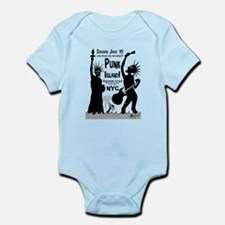 Punk Island! Infant Bodysuit