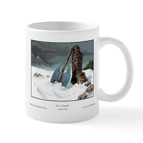Axe of Turgoth Mug