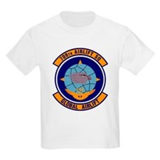 709th Airlift Squadron Kids T-Shirt