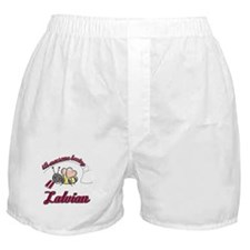 Awesome Being Latvian Boxer Shorts