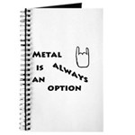 Metal Option Journal