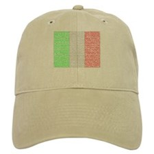 Italian Cities Flag Baseball Cap