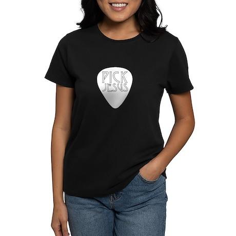 Pick Jesus White T-Shirt