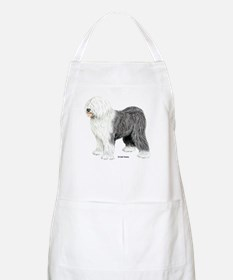 Old English Sheepdog Apron