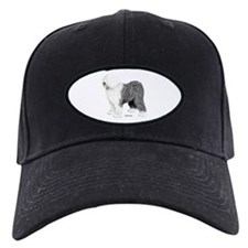 Old English Sheepdog Baseball Hat
