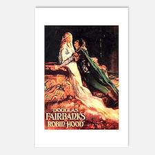 Robin Hood Postcards (Package of 8)