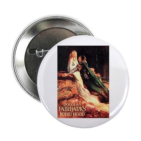 """Robin Hood 2.25"""" Button (10 pack)"""