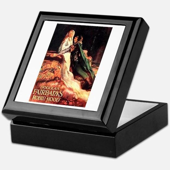 Robin Hood Keepsake Box
