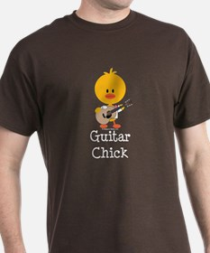 Guitar Chick T-Shirt