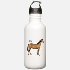 American Quarter Horse Water Bottle