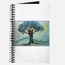 Tree, Colorful, Journal