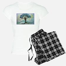 Tree, Colorful, Pajamas