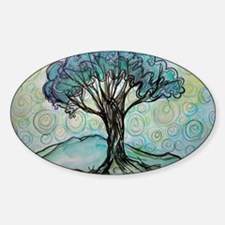Tree, Colorful, Decal
