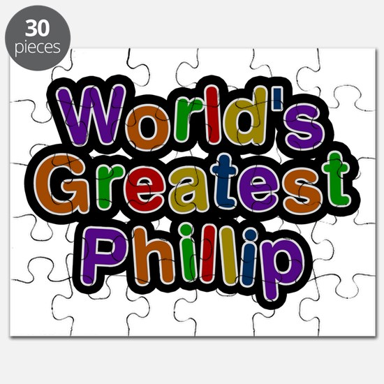 World's Greatest Phillip Puzzle