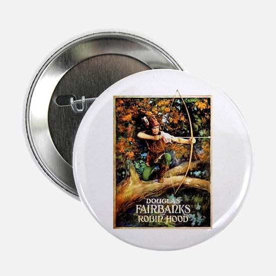 "Robin Hood 2.25"" Button"