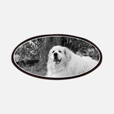 Great Pyrenees Patches