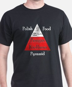 Polish Food Pyramid T-Shirt
