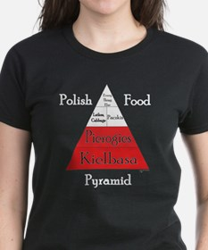 Polish Food Pyramid Tee