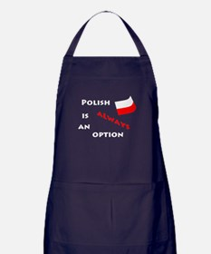 Polish Option Apron (dark)