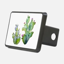 Blooming Watercolor Prickl Hitch Cover
