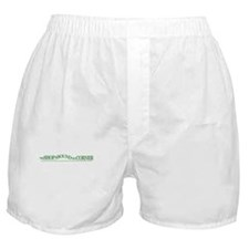 The Shop Around The Corner Boxer Shorts