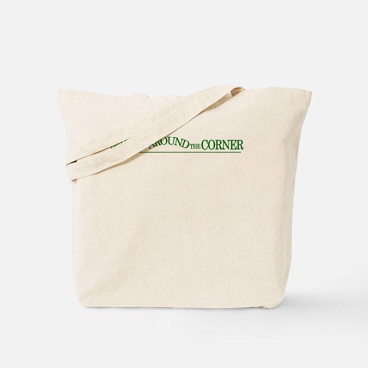 The Shop Around The Corner Tote Bag