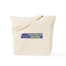 I'm Pro Choice Tote Bag