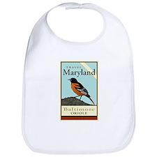 Travel Maryland Bib