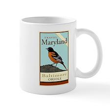 Travel Maryland Mug