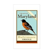 Travel Maryland Decal