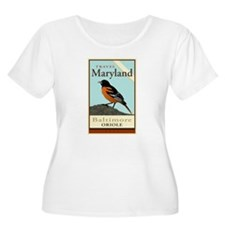 Travel Maryland T-Shirt