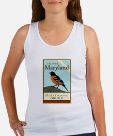Travel Maryland Women's Tank Top