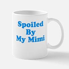 Spoiled By My Mimi Mug