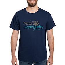 90210 Zip Code T-Shirt