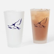 Soar Navy Pint Glass